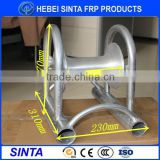 cheap price straight line cable pulley wheel,cable pulling roller