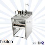 commercial used kitchen equipment electric 6KW 6 BASKET pasta cooking/ noodle cooking machine