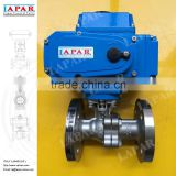 Stainless Steel Electric Valve Ball Valve Italy Design