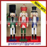 China yiwu Best-Selling nutcracker wholesale toy soldier nutcracker outdoor&indoor nutcracker