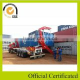 New 40ft container side loader 3 axle side lift container sidelifter container semi trailer