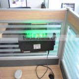 Hot sale 735 led remote car message sign screen/display electronic scrolling message system & remote control green color