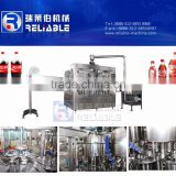 Small Business Soft Drink Factory / Filling Soft Drink Machinery