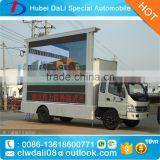 LED display wall truck waterproof manufacture from china