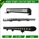 factory wholesale 21.5''31.5''41.5''50'' dual row cree led 50inch curved led light bar