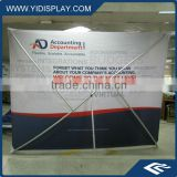 x frame fabric banner stand