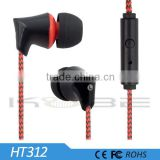 Cheapest Earphone with High Quality Sound for Mobile Phone/Iphone 5/Samsung/HTC/Computer