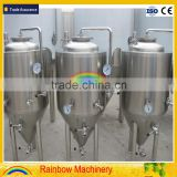 50l 100l Home-brew conical fermenter tank/Stainless steel beer fermenter/beer brewery fermenting equipment