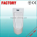 Ceramic portable urinal mounted wall stall urinal hotel school WC used urinal sensor price corner urinal
