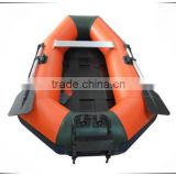 High quality CE approved aluminum floor inflatable boat size inflatable fishing boat with cheap price