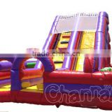 Brand new 20' Kidsopolis Inflatable Dry Obstacle Dash Course for Sales