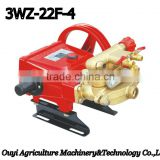 Taizhou Ouyi Agriculture Mist Blower Power Sprayer 3WZ22F4 Agriculture Power Sprayer Machine