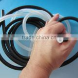 4*9.5 mm Eco-friendly Flexible Customized FDA Medical heat resistance silicone rubber hose