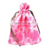 public popular products velvet drawstring bags