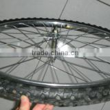 Cheap Price Rubber Bicycle trailer wheels 26x2.125 from Manufacturer