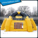 Fashion design inflatable camping tent/inflatable dome tent for camping outdoor activities
