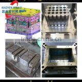 Plastic crate mould injection recycle case mould hot runner collect container mould