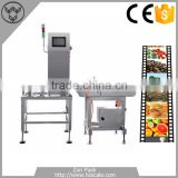 China Automatic Check Weigher, Checkweigher Metal Detector Combination for Food Industry