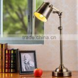 T6049 E27 bedside reading wall light,flexible bed reading light