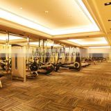 100% Nylon Material Commercial Use Gym Game room Carpet Tiles