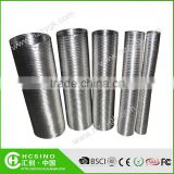 Thermal & Acoustic Insulated Aluminum Flexible Air Duct / HVAC Galvanized Flexible Air Duct Hose