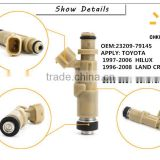 23209-79145 Injector For Toyota HILUX/COASTER/CRUISER