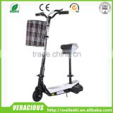 2015 hot sell 250W Lead acid battery scooter /two wheels scooter with removable seat/ electric bike on sale
