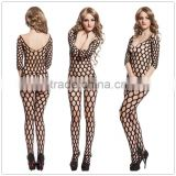 Hot Wholesale Charming Design Full Body Stocking Sexy Lingerie