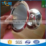 round hole shape coffee dripper/golden supplier brewer stainless steel coffee dripper