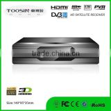 2015 most Competitive HD Digital Satellite Receiver DVB-S2 support wifi internet 3G dongle 200channels IPTV OTT BOX
