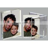 wholesale high quality clear acrylic art frames
