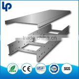 Various Sizes Telecom Steel Ladder Cable Tray Ladder Design