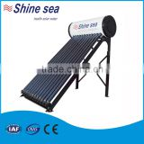 low price pressurized solar water heater manufacturing equipment