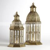 Candle lantern, Metal lantern, Pillar holder,Metal Lantern/Decorative Metal Moroccan Lantern in IRON Metal
