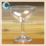 high quality plastic shatterproof drinking glass, acrylic glass cup
