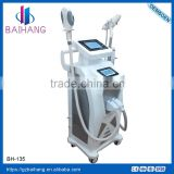 Shrink Trichopore 2016 Newest No Pain Ipl Fast Shr Acne Removal Hair Removal Device Opt Laser E-light Pore Removal Machine 560-1200nm