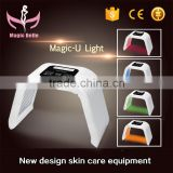 Popular Style Omega Light LED Therapy/led light therapy mask/light up mask with 4 color led