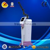 Hotsale Salon Use Acne Treatment Face Whitening / RF Fractional CO2 Laser Equipment 10600nm