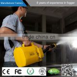 INQUIRY about Eco-friendly industrial fog machine for hospital disinfection