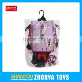 Zhorya super cute children cow girl costume girl's attractive cow clothes kids new fashion costume
