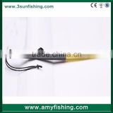 Woven Carbon Fishing Tackle Srf Nano carbon Fiber Carp Bait Fishing Accessories Throwing Stick