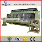 Hot selling gabion mesh machine/hexagonal wire mesh machine/gabion box making machine with low price