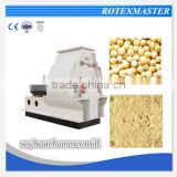 [ROTEX MASTER] Water-drop type poultry feed hammer mill for feed production factory use with CE