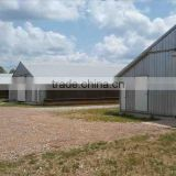 design modern automatic poultry china equipment chicken farm