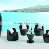 Bullet shape furniture Outdoor Furniture