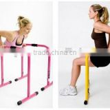 Multi-function fission horizontal parallel bars training fitness equipment Household pull-ups indoor push-ups