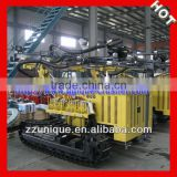 China DTH Crawler Drilling Rig for Quarry blasting hole