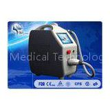 Q- Switched Nd Yag Laser Tattoo Removal Equipment , Color LED Display