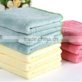 china wholesale cheap microfiber hand towel, kitchen cleaning towels can also using for car