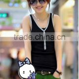 Women racer back tank top wholesale, wholesale plain tank tops in bulk